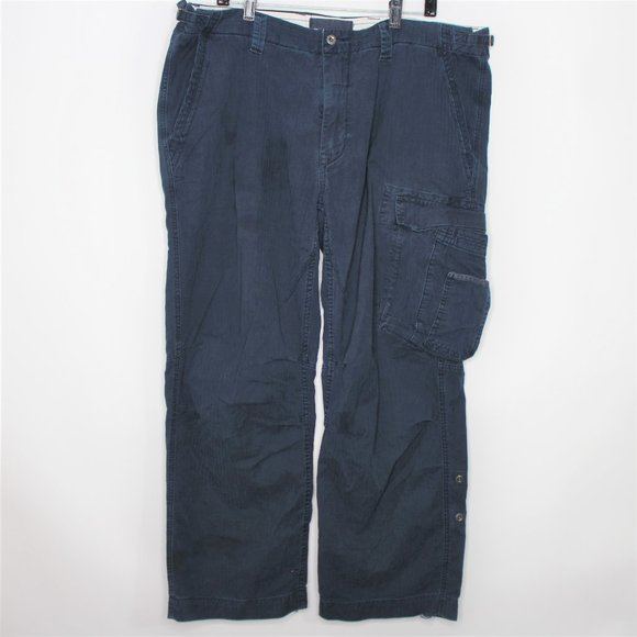 Polo by Ralph Lauren Other - Polo Ralph Lauren Navy Cargo Pants N325